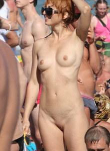Beach Nudist Gallery